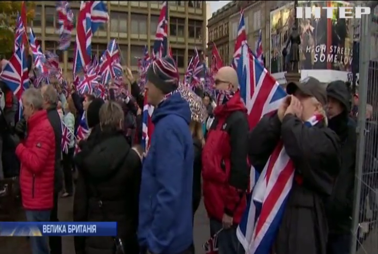 Британський уряд не дозволить Шотландії провести референдум про незалежність