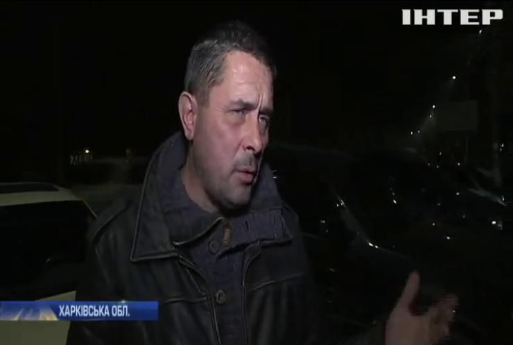 На Харківщині приватний підприємець оголосив безстрокову акцію протесту