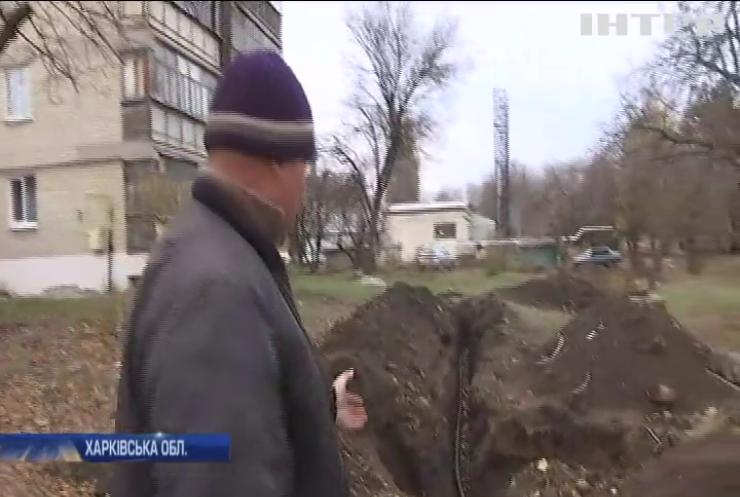 Жителі селища Чкалівське залишилися без опалення