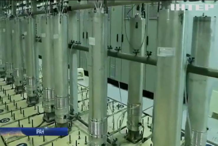 Іран наповнює нові центрифуги для збагачення урану
