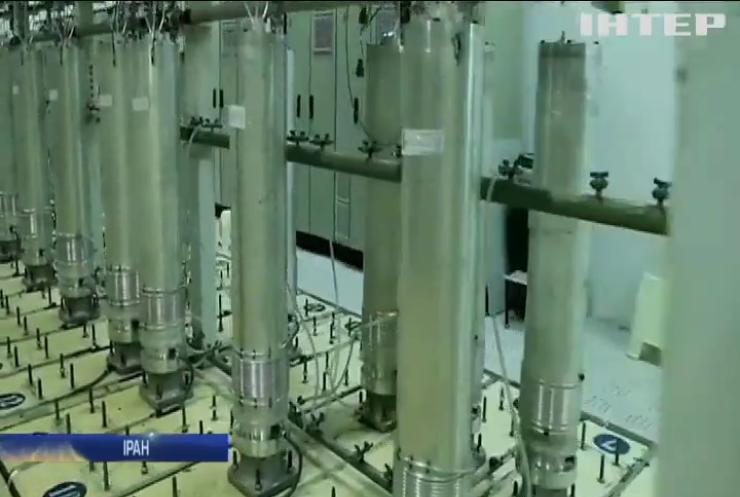 Іран продовжує збагачення урану