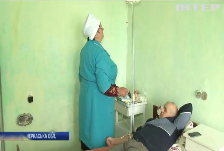 Село на Черкащині може залишитися без стаціонару лікарні