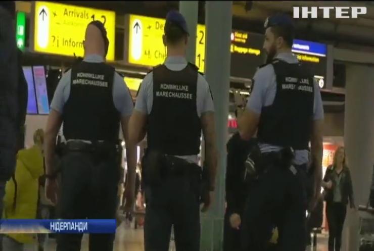 В Амстердамі евакуювали пасажирів літака через помилку пілота
