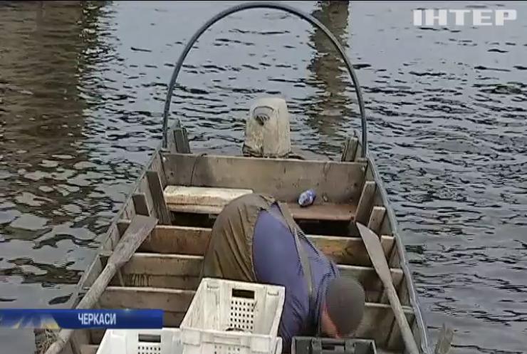 У Кременчуцьке водосховище випустять мальків цінних видів риб