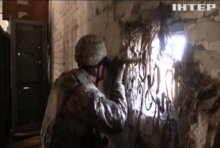 Захисників Луганського та Зайцевого накрили вогнем