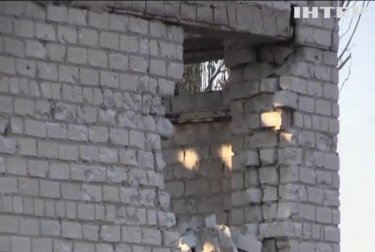 На Донбасі поранило чотирьох військових