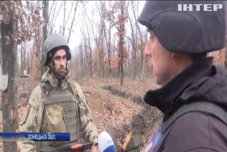 На Сході зазнали поранень четверо українських військових