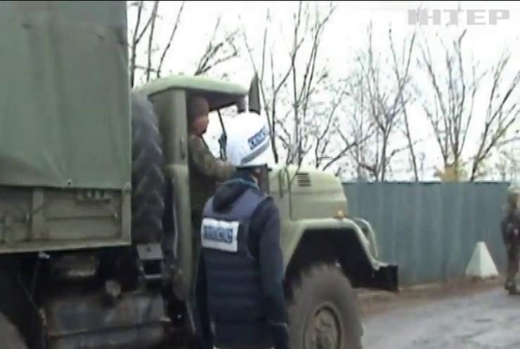 Розведення сил та засобів поблизу Петрівського й Богданівки завершено