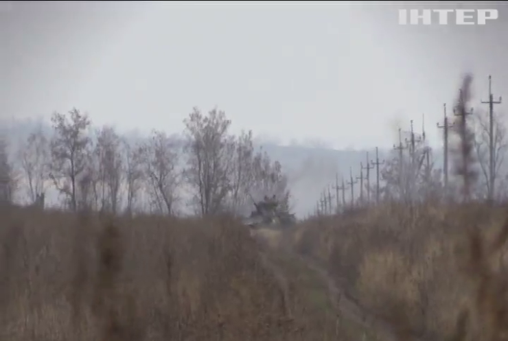 Українська сторона завершила розведення військ у районі Богданівки та Петрівського