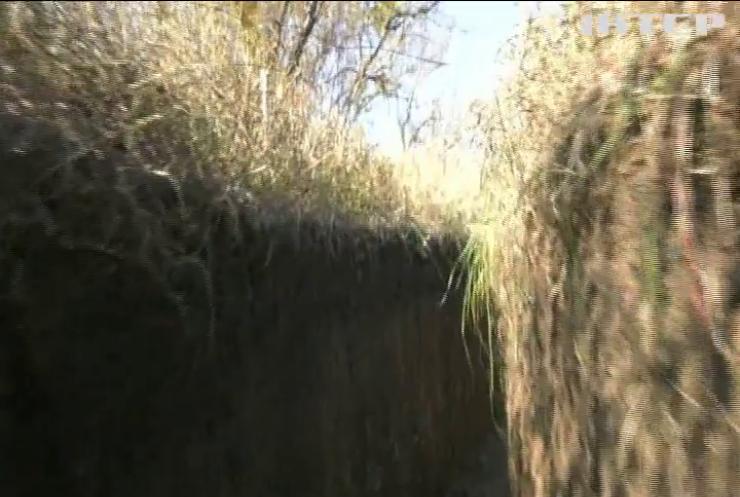 Луганське та Гнутове опинилися під обстрілами