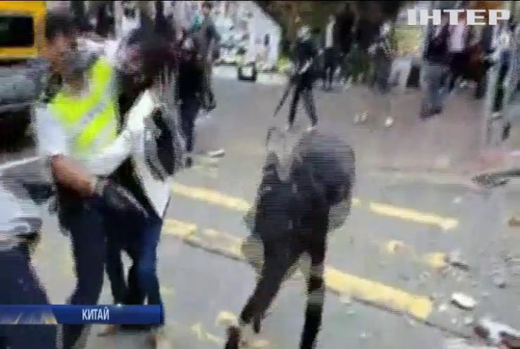 У Гонконгу студенти розпочали нову хвилю антиурядових протестів