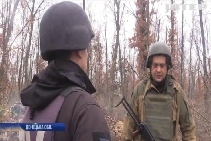 На Сході країни поранено українського захисника