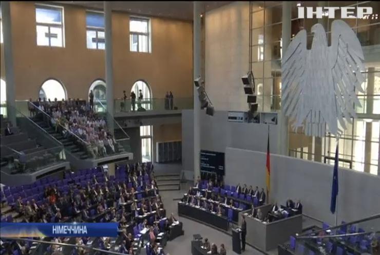 """Бундестаг повторно проголосує щодо """"Північного потіку-2"""""""