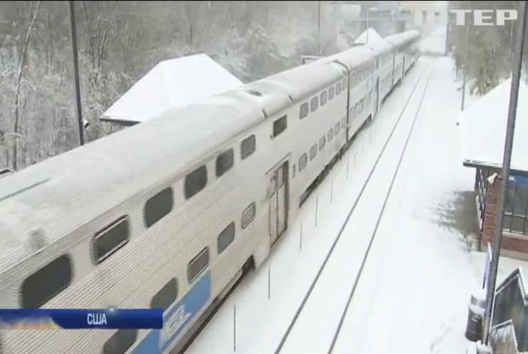 Сибірський експрес: на Чикаго обрушився рекордний снігопад