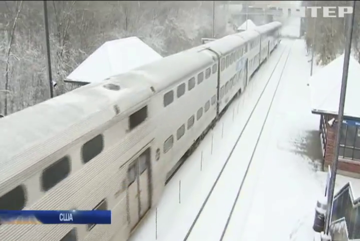 Чикаго накрило потужними снігопадами