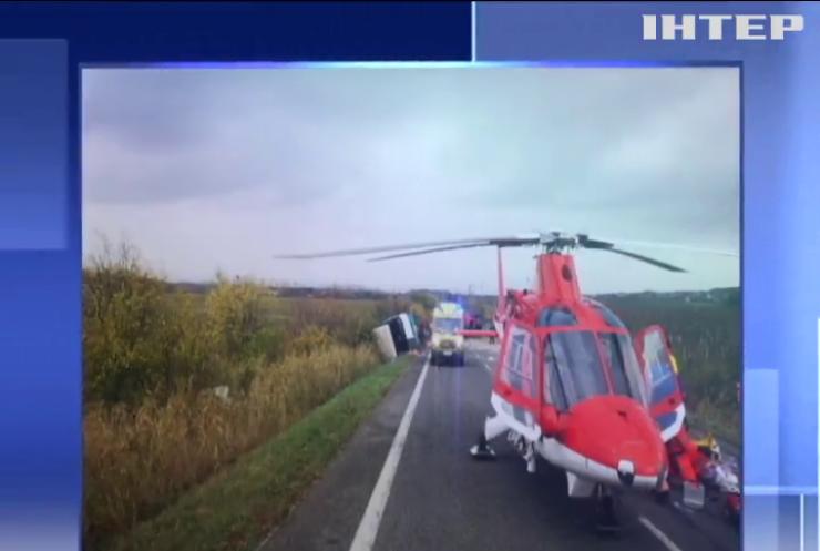 В Словаччині автобус зіткнувся із вантажівкою: 12 людей загинуло