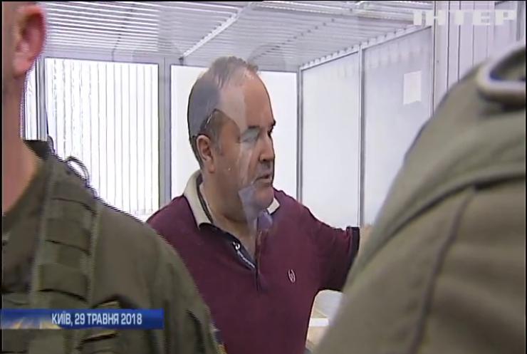 Організатора замаху на вбивство Аркадія Бабченка суд випустив із в'язниці