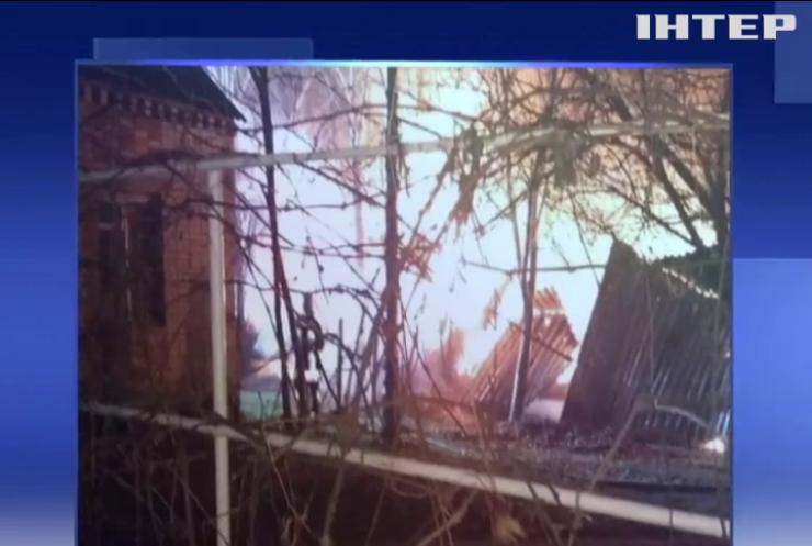 На Вінничині підраховують збитки від пожежі на військовому складі