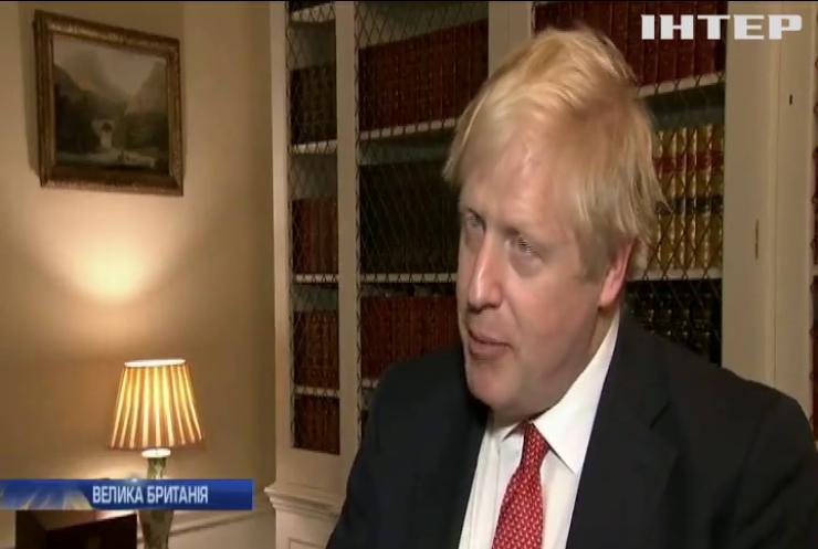 Повінь у Британії: Бориса Джонсона звинуватили у бездіяльності
