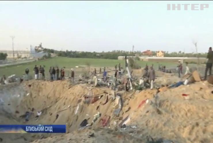 """Ізраїль поновив авіаудари по """"Ісламському джихаду"""""""