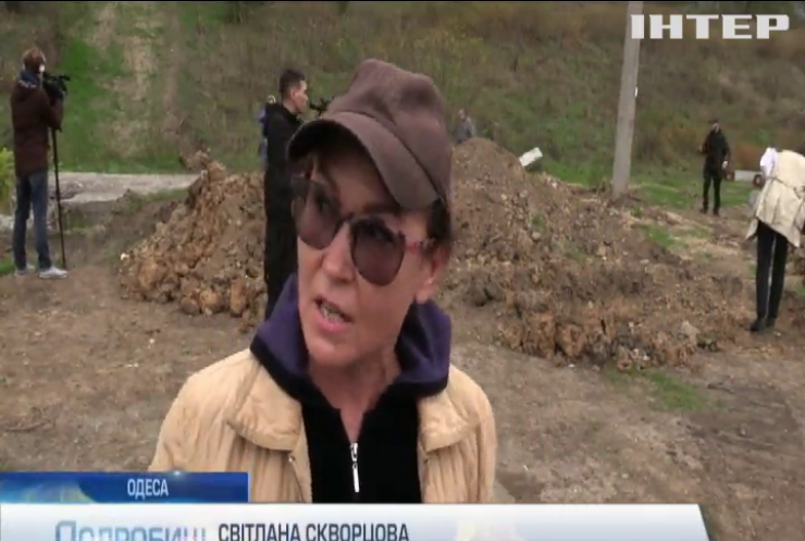 Жителі Одеси протестують проти чергової висотки на узбережжі