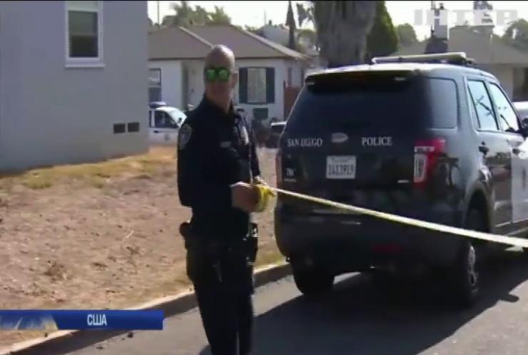 У Каліфорнії чоловік застрелив членів власної родини