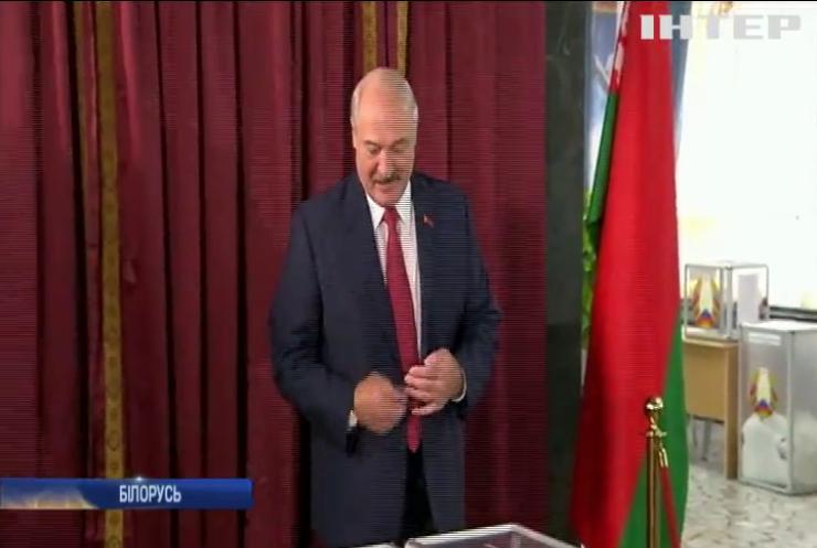 До парламенту Білорусі не пройшов жоден опозиціонер - ЦВК