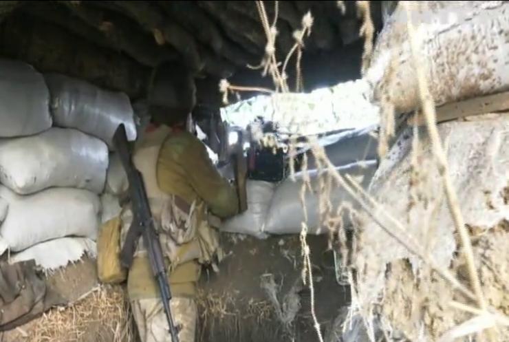 На Сході бойовики 16 разів порушили режим тиші