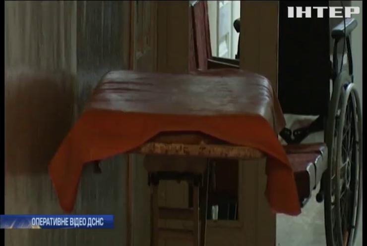 На Черкащині двоє хлопчиків загинули у вогні