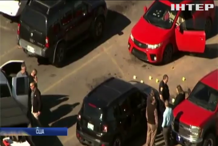 Стрілянина у США забрала життя трьох людей