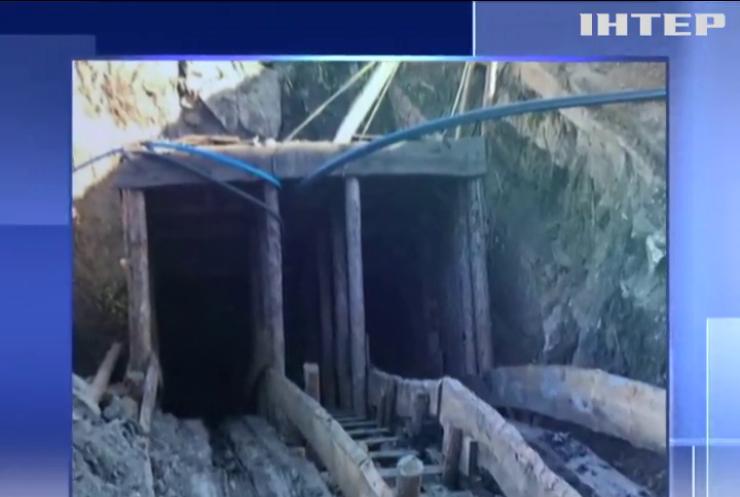 На Донеччині викрили нелегальний видобуток вугілля