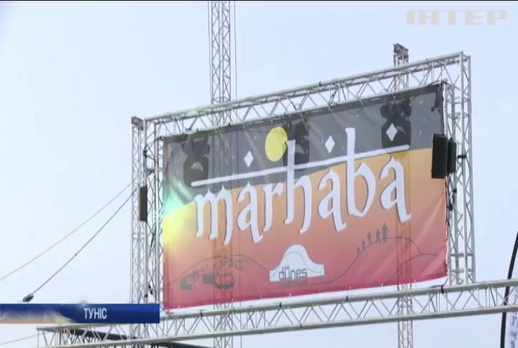 У Тунісі влаштували фестиваль музики техно