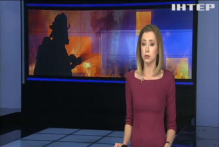 Пожежа у військовій частині на Львівщині забрала життя офіцера