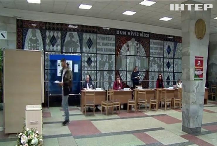Євросоюз розкритикував вибори у Білорусі