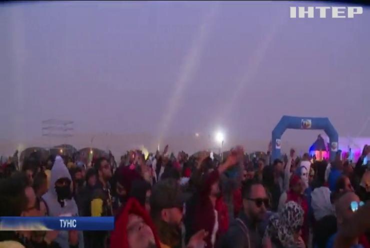 """""""Зоряні війні"""" у стилі техно зазивають туристів до Тунісу"""