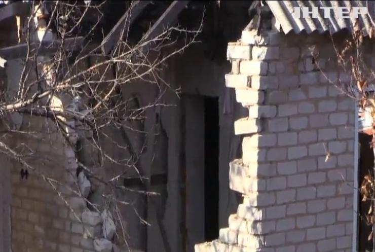 Захисники Кримського та Луганського опинилися під вогнем противника