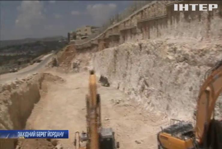 США визнали законними поселення ізраїльтян на західному березі Йордану