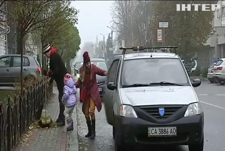 Водіїв штрафуватимуть за перевезення дітей без автокрісла