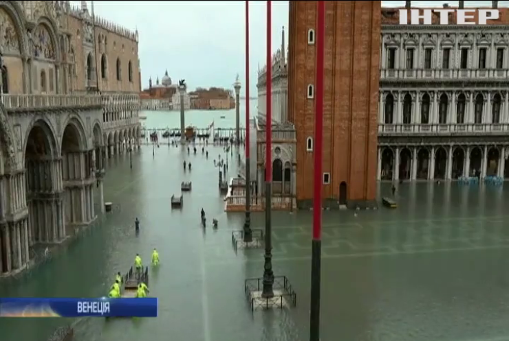 На відновлення Венеції додатково виділили 65 млн