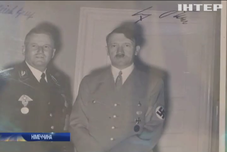 Медалі Адольфа Гітлера пустять з молотка