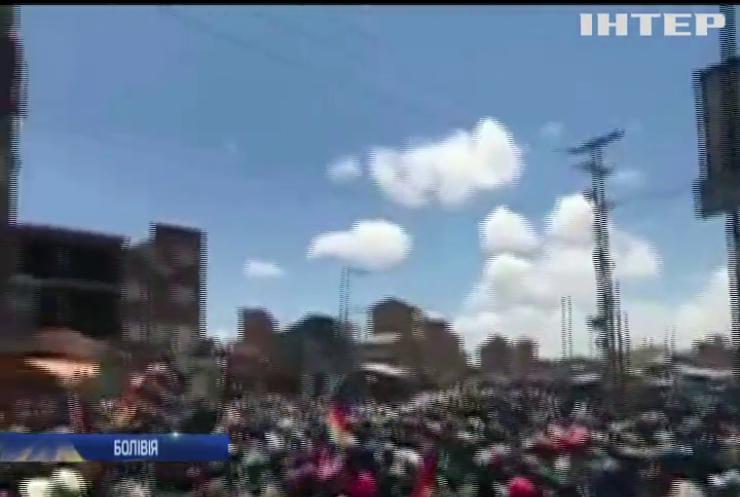 Протести у Болівії: шістьох людей вбило у сутичці біля заводів