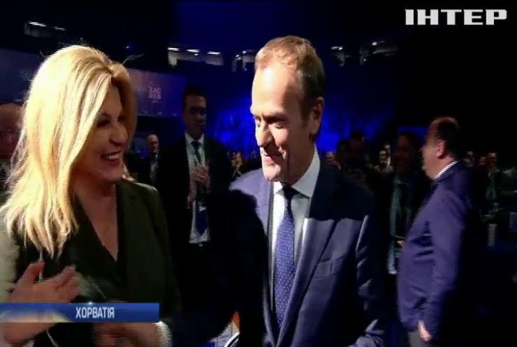 Дональд Туск став головою Європейської народної партії