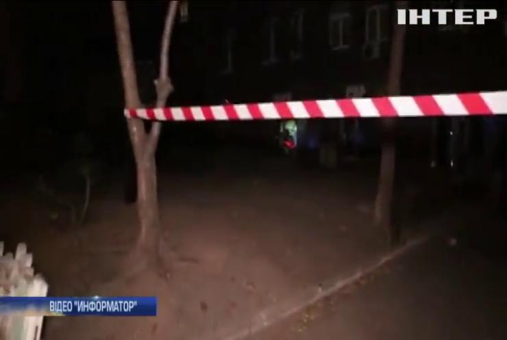 Вибух у Києві: оперативники вивчають записи з камер відеоспостереження