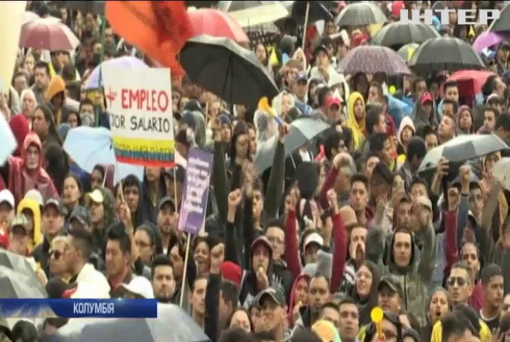 Латиноамериканська весна: Південну Америку охопили протести