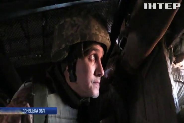 Під Марїнкою активізувалися ворожі снайпери