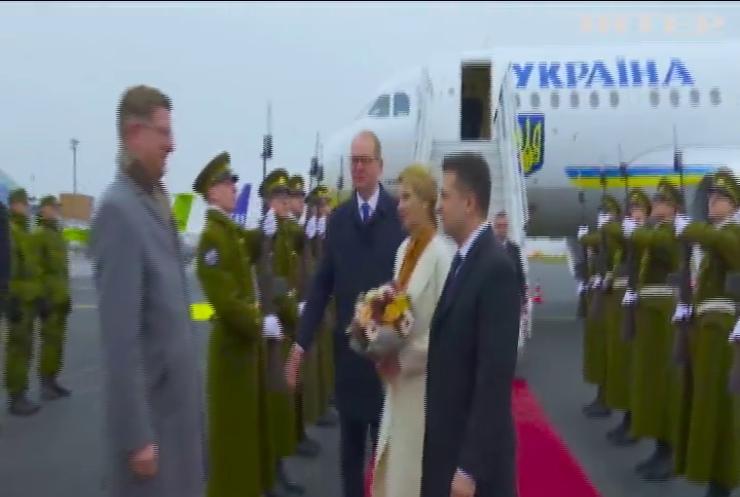 Україна обрала євроінтеграцію і курс на Євросоюз - Володимир Зеленський