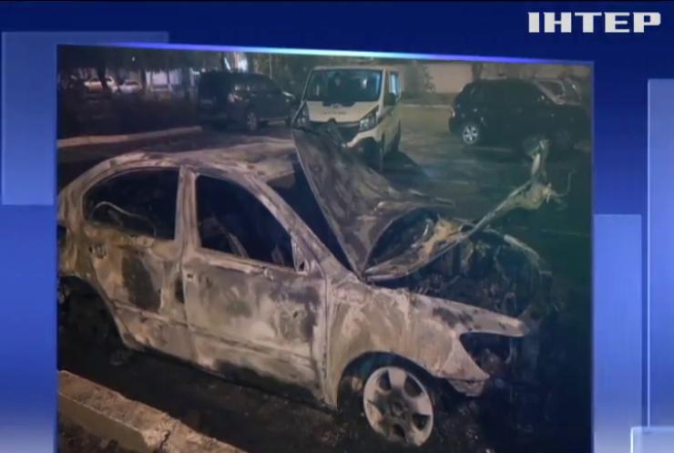 В Одесі спалили автівку виконувача обов'язків начальника митниці Ігоря Резніка