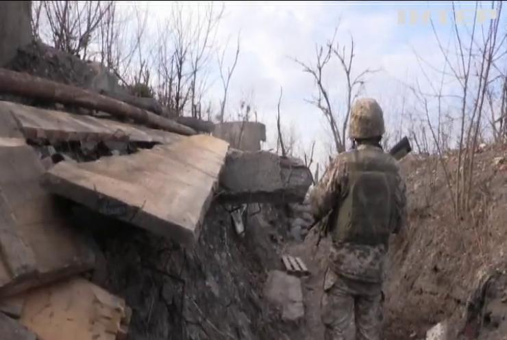 Бойовики влаштували провокацію на ділянці розведення сил