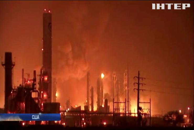 У Техасі масова евакуація через вибухи на хімзаводі