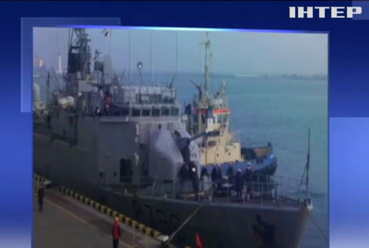 В Одеський порт зайшов військовий корабель НАТО